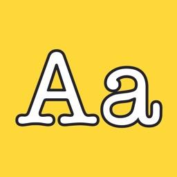 Snap Fonts
