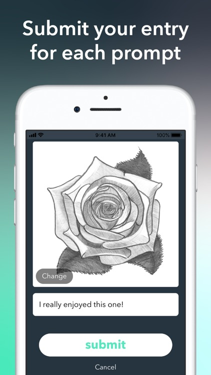 Sketch a Day: draw,learn,share