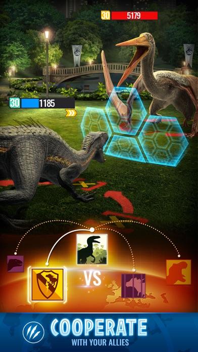Jurassic World Alive-2