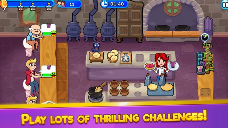 Chef Rescue - Kitchen Master screenshot-3