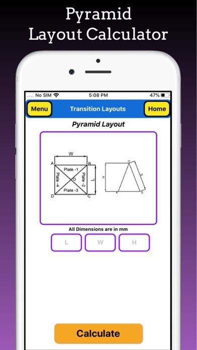 Transition Layouts screenshot 5