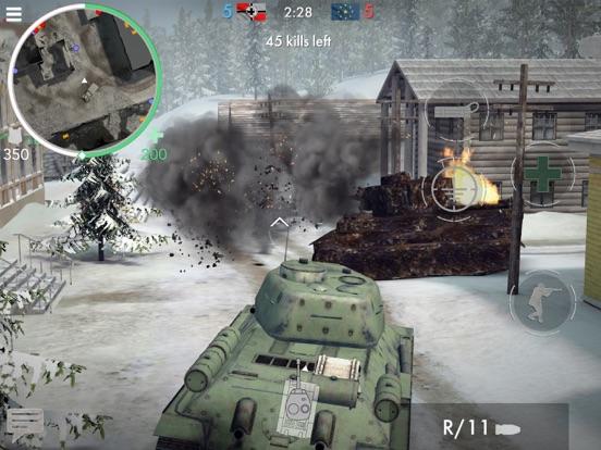 ワールドウォーヒーローズ:FPS戦争ゲームのおすすめ画像7