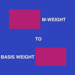 M Weight To Basis Weight