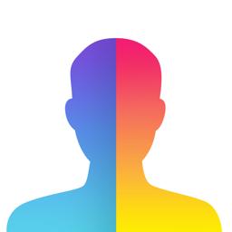 Ícone do app FaceApp - Editor Facial com IA