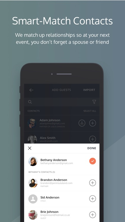 Poply: Virtual Invites Online screenshot-4
