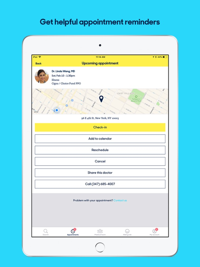 Zocdoc: Find Local Doctors on the App Store
