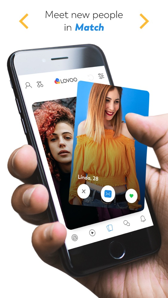 LOVOO ® App for iPhone - Free Download LOVOO ® for iPad