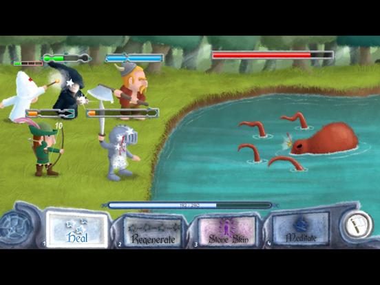 Healer's Quest: Pocket Wand screenshot 8
