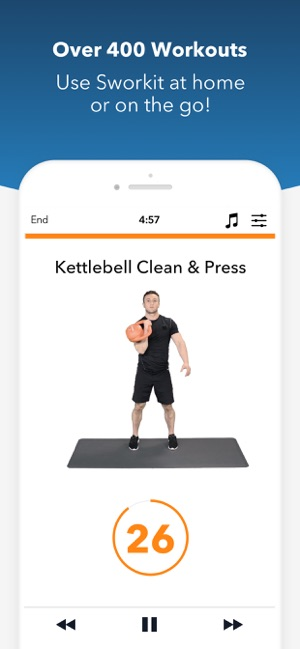 e5c27424fa2 Sworkit Fitness on the App Store