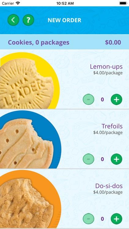Digital Cookie Mobile App screenshot-4
