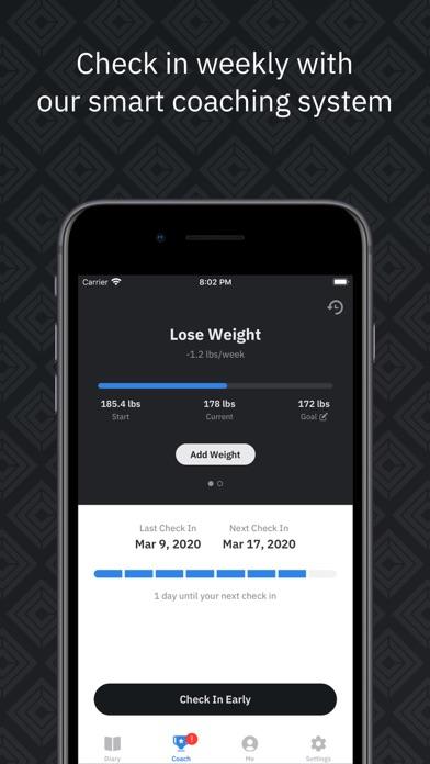 Carbon - Smart Diet Coachのおすすめ画像1