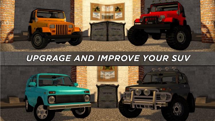 4x4 Mania: SUV Racing screenshot-5