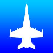FA-18 Hornet - Combat Jet Flight Simulator icon