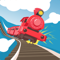 App Icon for Off the Rails 3D App in Azerbaijan IOS App Store