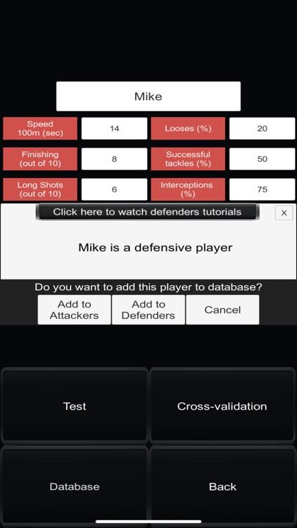 Sportsmen Classification