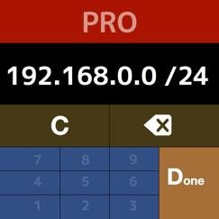 IP Keypad Pro - Subnet Calc analyse, service client