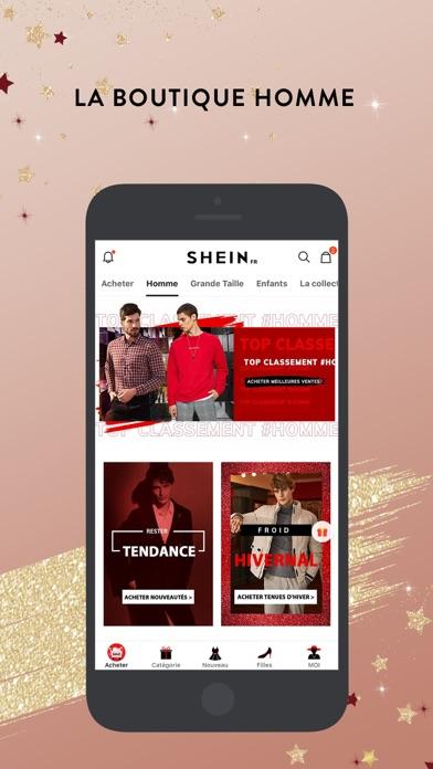 SHEIN-Vente Privee Mode Femme sur pc