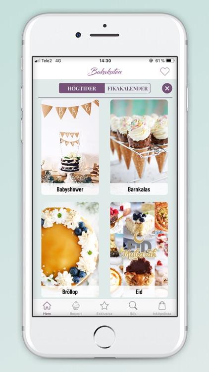 Bake in a hurry- Camilla Hamid screenshot-8