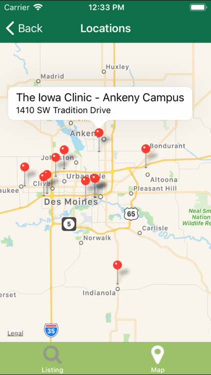 The Iowa Clinic screenshot-4