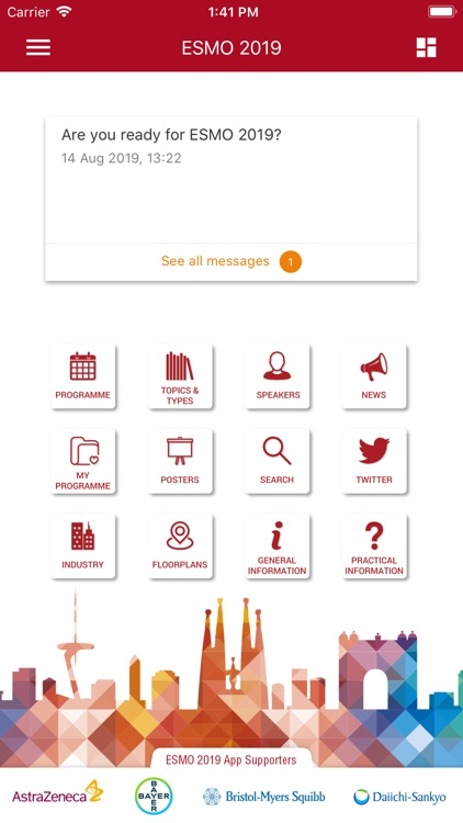 ESMO Events App screenshot-3