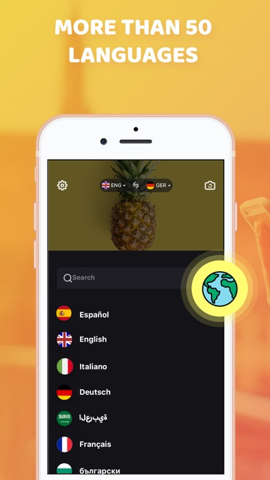 Snaplate - Snap and Translate Screenshot