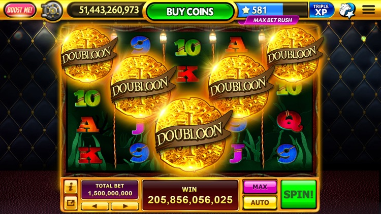 Caesars® Casino: Vegas Slots screenshot-3