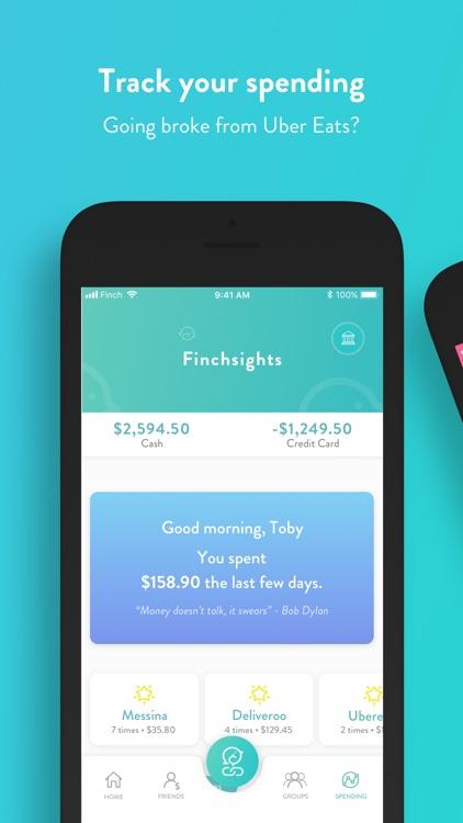 Finch - Personal Finance App screenshot-3