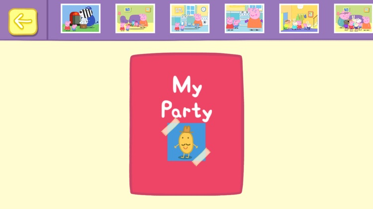 Peppa Pig: Party Time screenshot-5