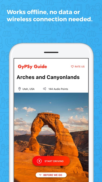 Arches Canyonlands GyPSy Guide