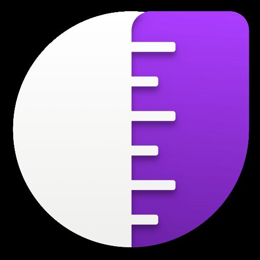 iRuler - screen ruler for work