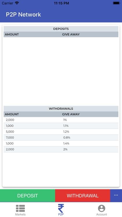 Exchainpay - Crypto Exchange screenshot-3