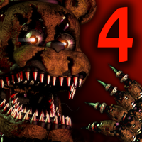 Five Nights at Freddy's 4 - Clickteam, LLC Cover Art
