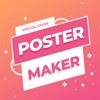 Poster Maker - Poster Template - iPhoneアプリ