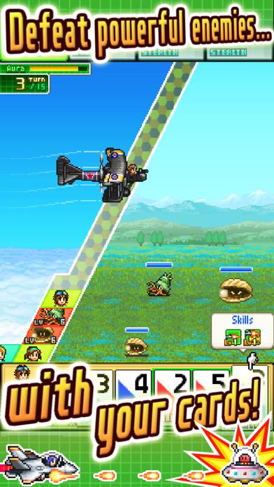 Screen Shot Skyforce Unite! 3