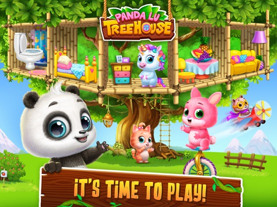 Panda Lu Treehouse screenshot 9