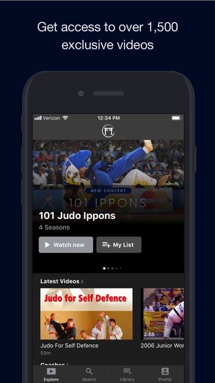 Superstar Judo