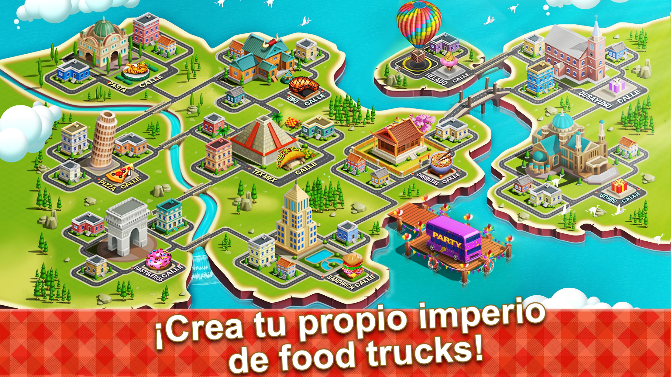 Food Truck Chef: Pizza & Food Screenshot
