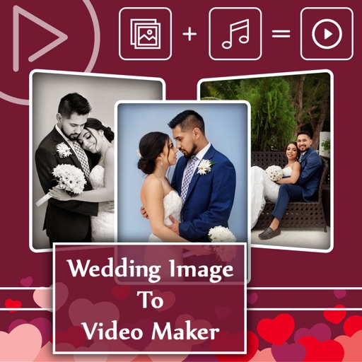 Wedding Album Video Maker