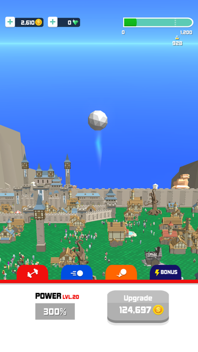 Catapult!! screenshot three