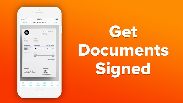 Sign In And Send PDF Documents screenshot-7