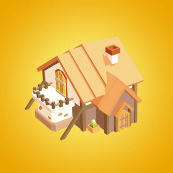 Pocket Build Logo
