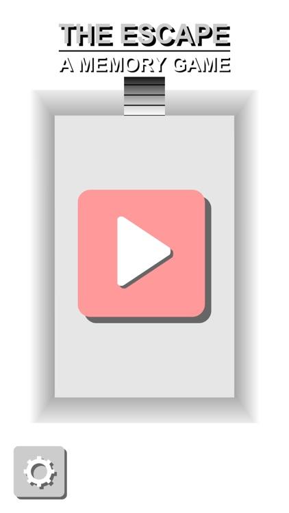 The Escape - A Memory Game screenshot-3