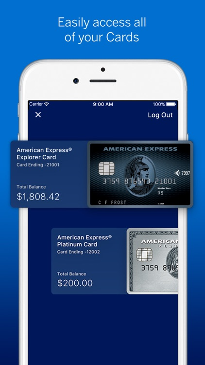 Amex Australia screenshot-4