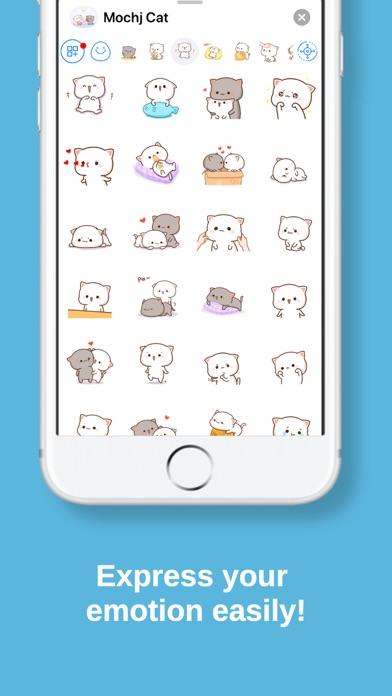 Screenshot #3 pour Mochj Cat