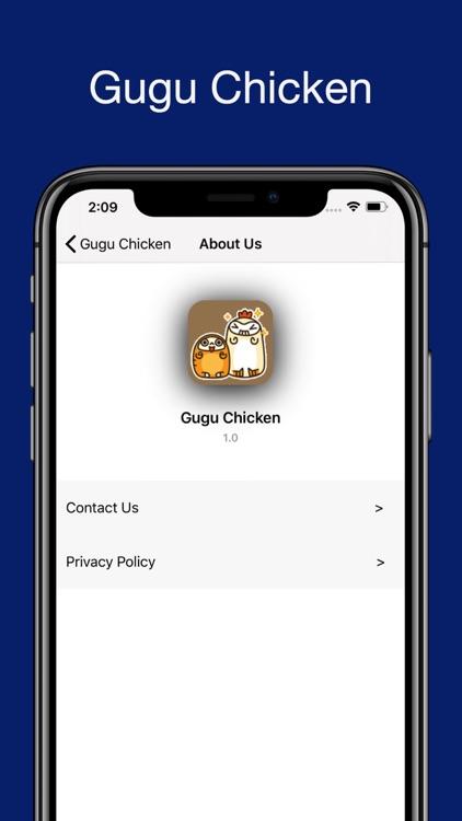Gugu Chicken screenshot-3