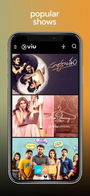 Viu -Stream TV Shows & Serials on the App Store