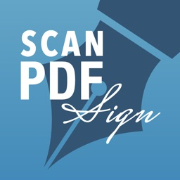 Scanner++ PDF and sign it