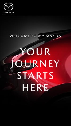 My Mazda App >> My Mazda App On The App Store