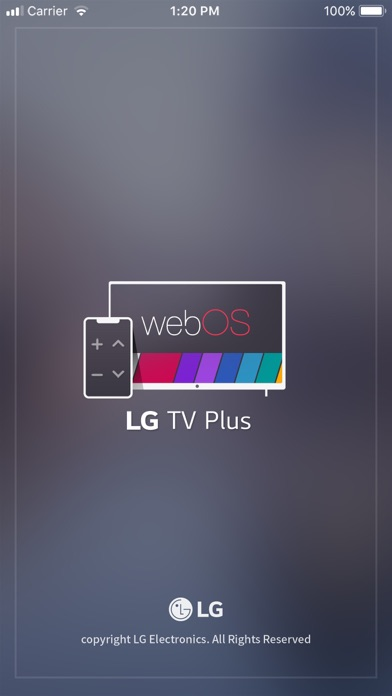 Screenshot for LG TV Plus in United States App Store