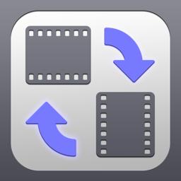 Ícone do app Video Rotate & Flip - HD